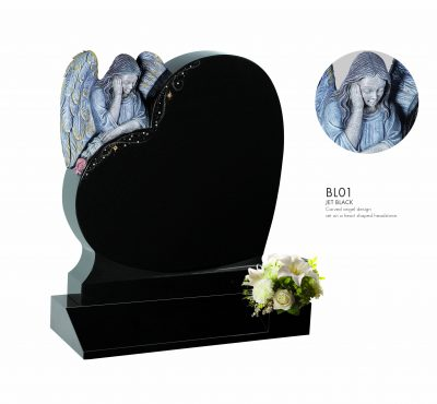 BELLE LAPIDI - Heart Angel Memorial - BL01