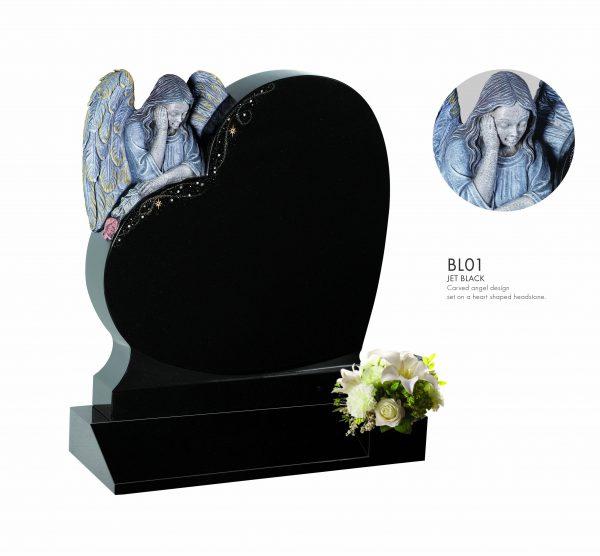 BELLE LAPIDI - Heart Angel Memorial - BL01