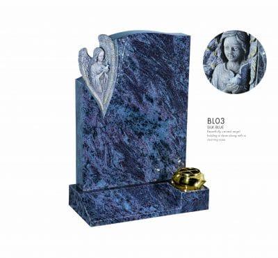 BELLE LAPIDI Angel Memorial - BL02