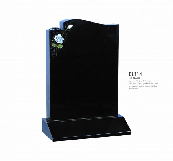 BELLE LAPIDI - White rose memorial - BL114