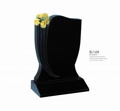 BELLE LAPIDI - Shaped memorial - BL148