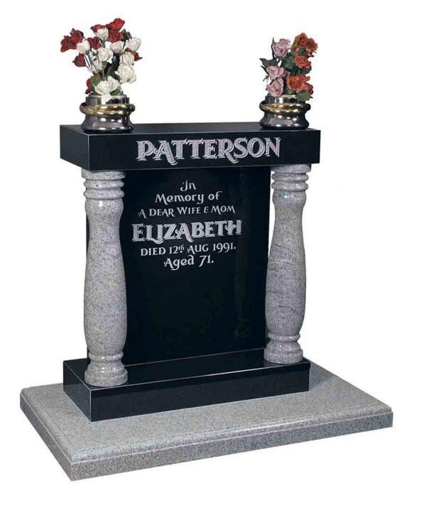 Evermore Pillar & Canopy Memorial - TEC 110