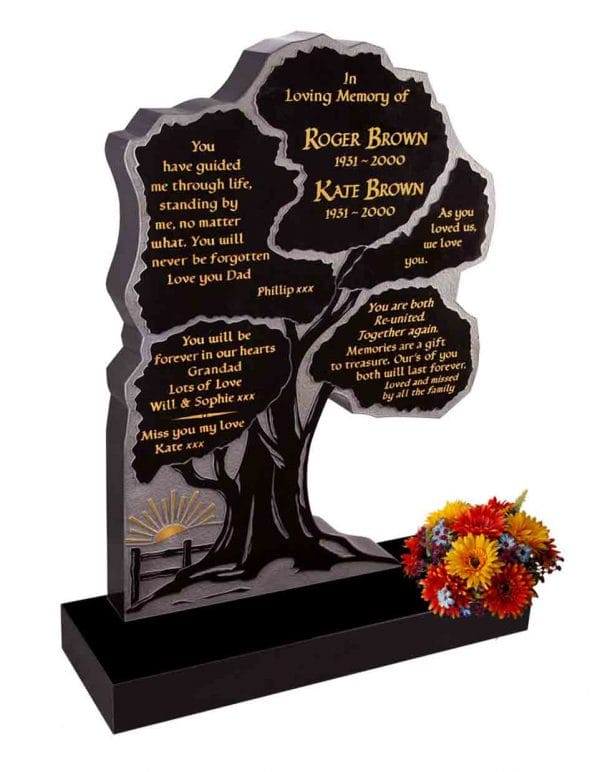 Evermore Tree and Sunset Memorial - TEC 113