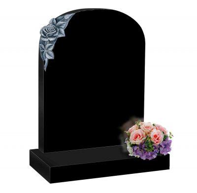 Evermore Carved Rose Memorials - TEC 177