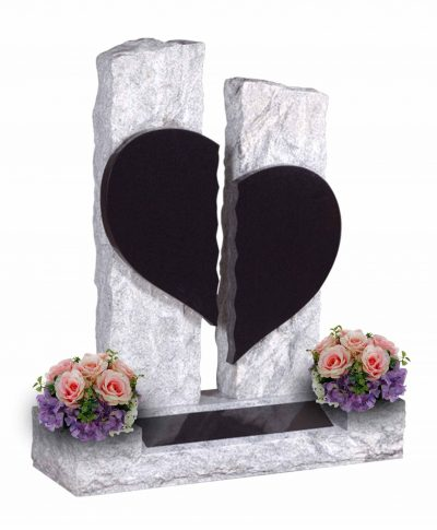 Evermore Broken Heart Memorial - TEC 39