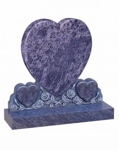 Evermore Triple Heart Memorial - TEC 40