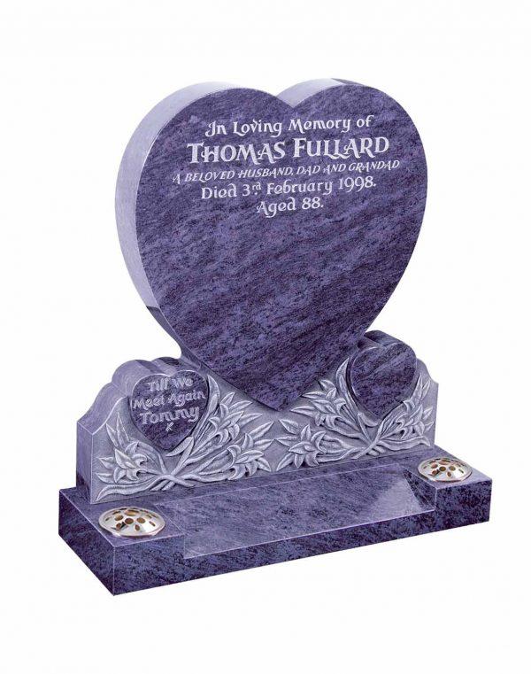 Evermore Triple Heart Memorial - TEC 41