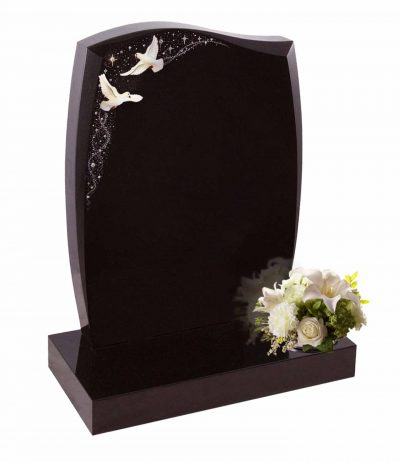 Evermore Dove Starry Sky Memorial - TEC 60