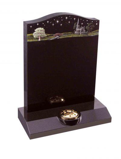 Evermore 3D Starry Sky Memorial - TEC 65