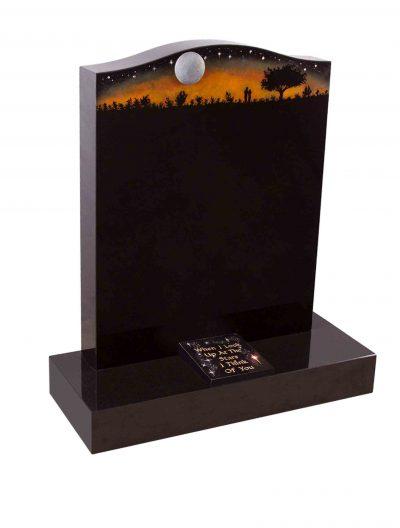 Evermore 3D Moon Scene - TEC 75