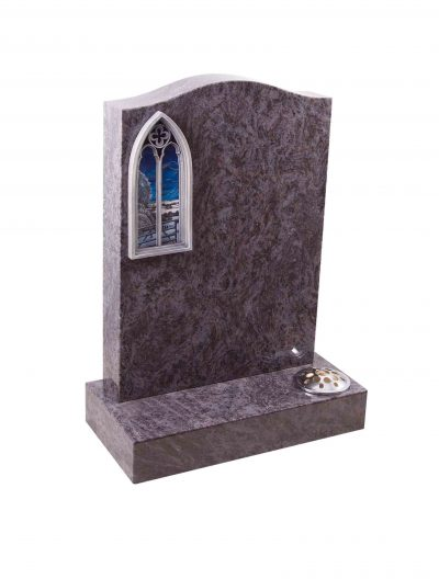 Evermore 3D Church Window Memorial - TEC 81
