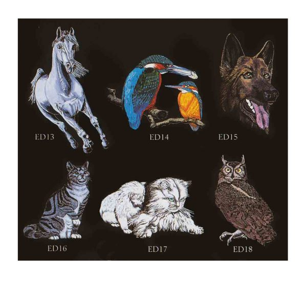 EVERMORE - Animal designs