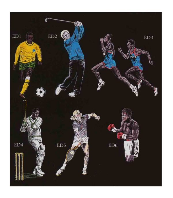 EVERMORE - Sporting designs 1
