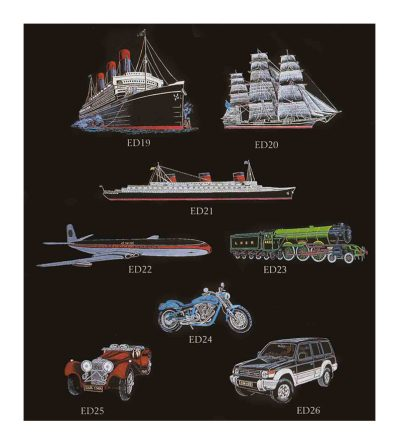 EVERMORE - Vehicle designs